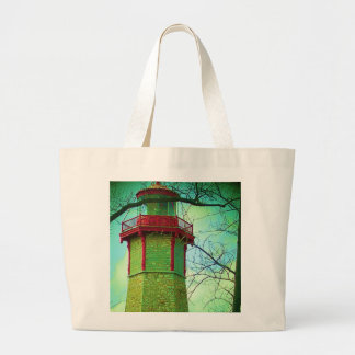Oldest LIGHT HOUSE at Toronto Centre Island Tote Bag