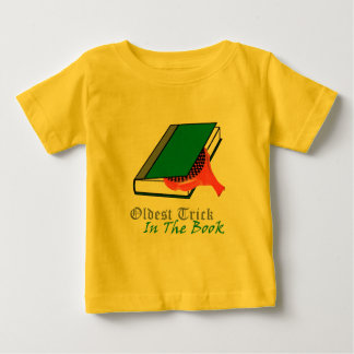 Oldest Trick in the Book (Whoopie Cushion) Baby T-Shirt
