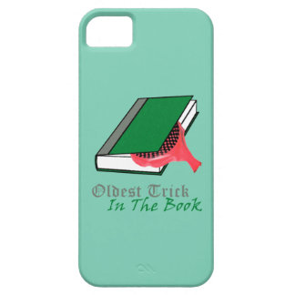 Oldest Trick in the Book (Whoopie Cushion) iPhone 5 Cover