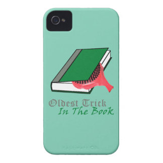 Oldest Trick in the Book (Whoopie Cushion) iPhone 4 Case-Mate Case