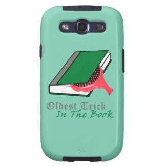 Oldest Trick in the Book (Whoopie Cushion) Samsung Galaxy S3 Cover