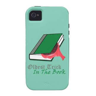 Oldest Trick in the Book (Whoopie Cushion) iPhone 4/4S Cover