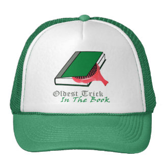 Oldest Trick in the Book (Whoopie Cushion) Trucker Hat