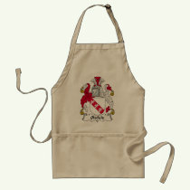 Oldfield Family Crest Apron