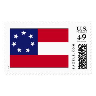 oldflag1 stamp