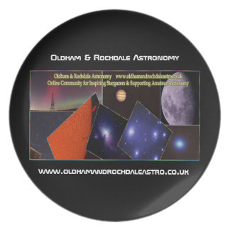 Oldham & Rochdale Astro Plate