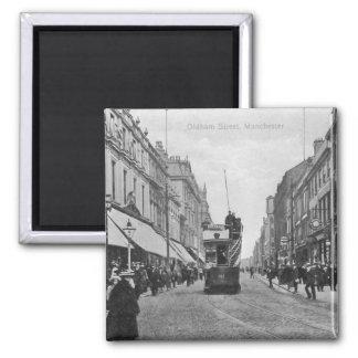 Oldham Street, Manchester, c.1910 Magnet