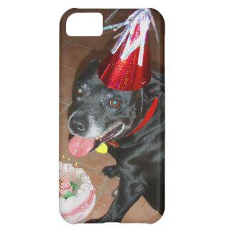 Oldie But Goodie Birthday Dog iPhone 5C Cases