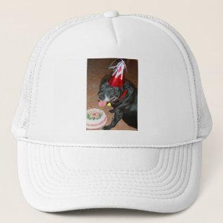 Oldie But Goodie Birthday Dog Trucker Hat