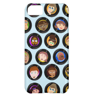 Oldies Hit Parade Cover For iPhone 5C