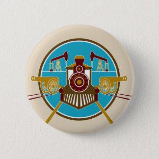 Oldies Memoriy Theme Train  and Oil Pump Button