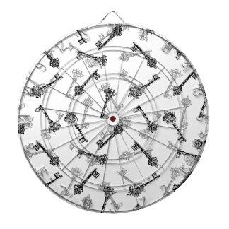 oldkeys dart board