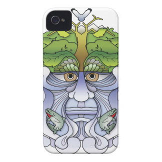 Oldman House & Home iPhone 4 Cover