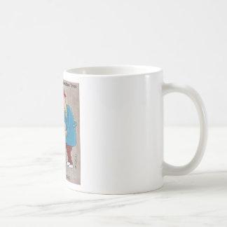 Oldman & The C: Rick London Funny Gifts Classic White Coffee Mug