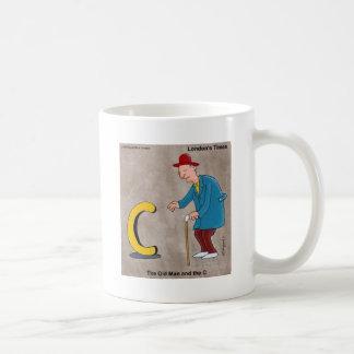 Oldman & The C: Rick London Funny Gifts Coffee Mugs