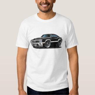 Olds Cutlass 442 Black Car Shirt
