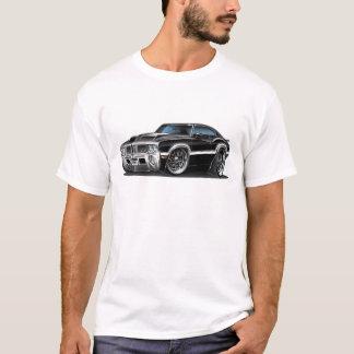 Olds Cutlass 442 Black Car T-Shirt