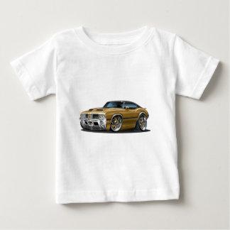 Olds Cutlass 442 Brown Car Baby T-Shirt