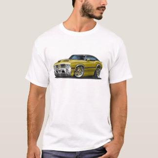Olds Cutlass 442 Gold Car T-Shirt