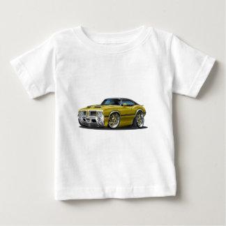 Olds Cutlass 442 Gold Car T Shirts
