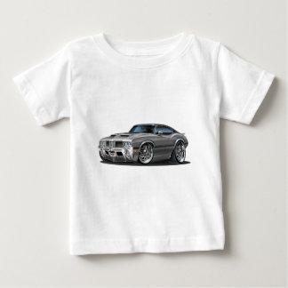 Olds Cutlass 442 Grey Car Baby T-Shirt