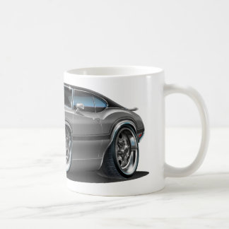 Olds Cutlass 442 Grey Car Coffee Mug