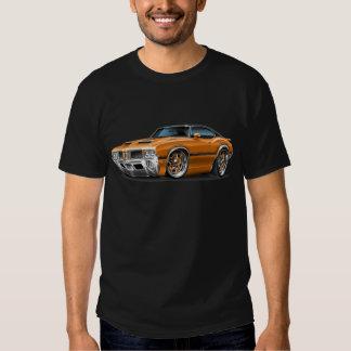 Olds Cutlass 442 Orange Car Dresses
