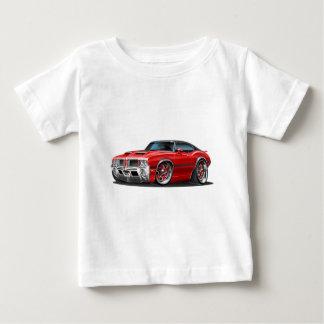 Olds Cutlass 442 Red Car Baby T-Shirt