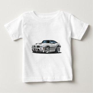 Olds Cutlass 442 White Car Baby T-Shirt
