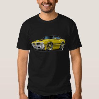 Olds Cutlass 442 Yellow car T Shirt