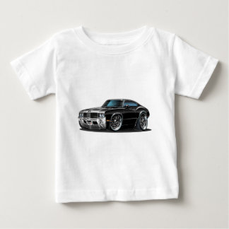 Olds Cutlass Black car Baby T-Shirt
