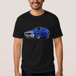 Olds Cutlass Blue Car T-shirt