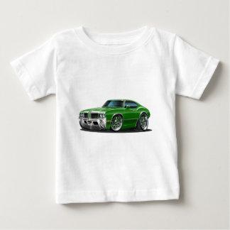 Olds Cutlass Green Car Baby T-Shirt