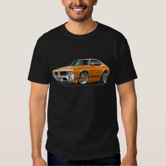 Olds Cutlass Orange Car T Shirt