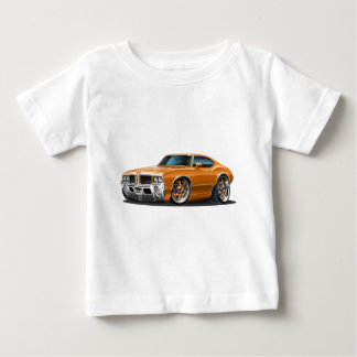 Olds Cutlass Orange Car Tshirt