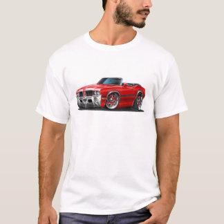 Olds Cutlass Red Convertible T-Shirt