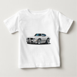 Olds Cutlass White Car Baby T-Shirt