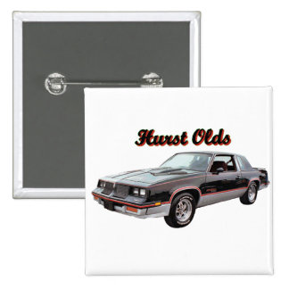 Olds:  Hurst Buttons