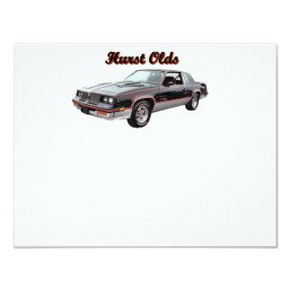 Olds:  Hurst Card