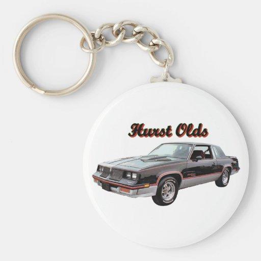 Olds:  Hurst Key Chains