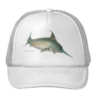 Oldschool style saltwater design trucker hat