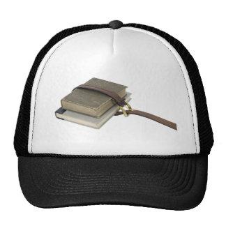 OldSchoolBooks071809 Trucker Hat