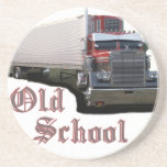 Oldshooltrans Posavasos Para Bebidas