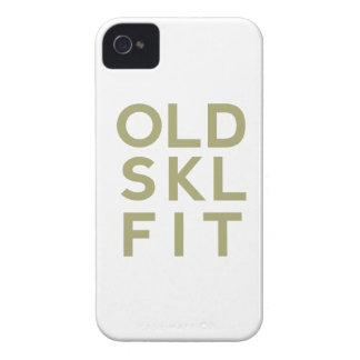 OLDSKL FIT iphone 4/4s case