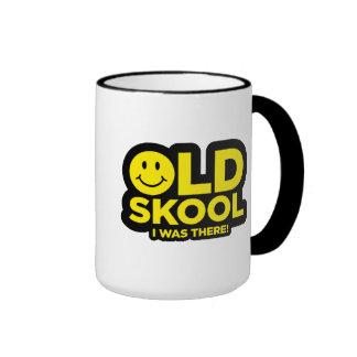 Oldskool - I Was There - Rave Acid Smiley Mug