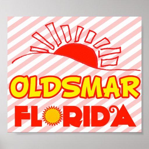 Oldsmar, Florida Poster