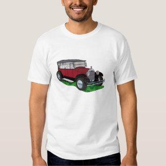 Oldsmobile 1923 que viaja - rojo playera