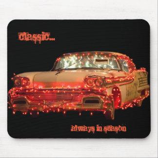 Oldsmobile 1958 tapetes de raton