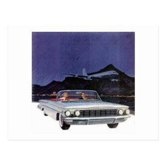 Oldsmobile 1959 postal