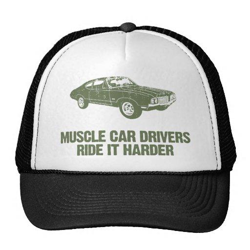 Oldsmobile 1970 442 gorras de camionero